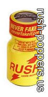 Poppers side effects an PWD Rush