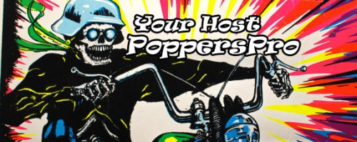 The Poppers Pro - AMA!