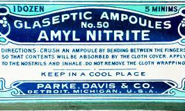 Amyl Nitrate Poppers