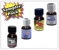 Jungle Juice - the best poppers?