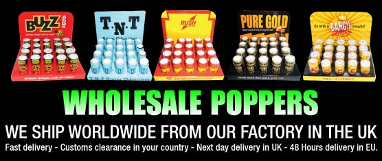wholesale poppers